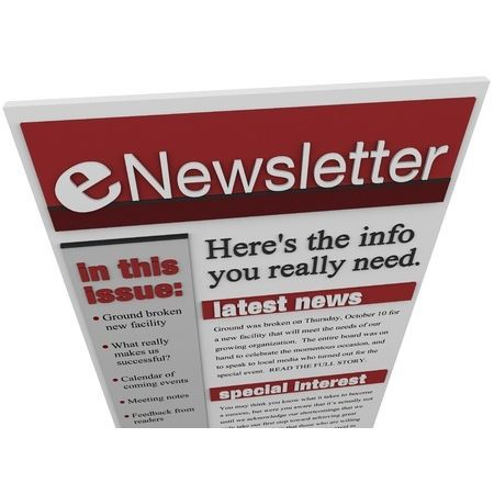 <h2>News Letters</h2>